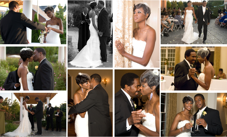 The Magnolia Room offers some of the best wedding photography in Charlotte