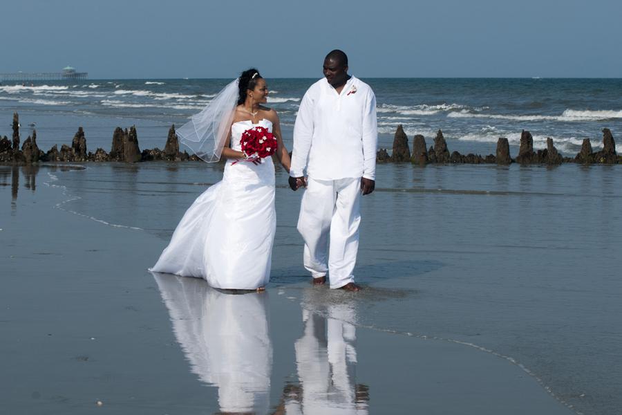 Wedding Dress Story Beach Weddings In North Carolina
