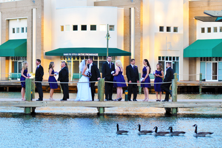 Hilton Charlotte University Place Weddnig