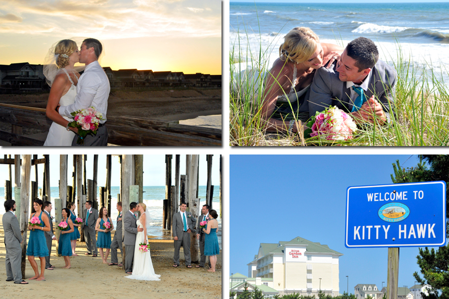 Hilton Garden Inn Kitty Hawk Wedding