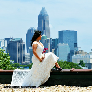Charlotte Wedding Photographers Bridal Shoot Photography