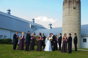 Bridal Shoot Photography FT Mill Dairy Barn