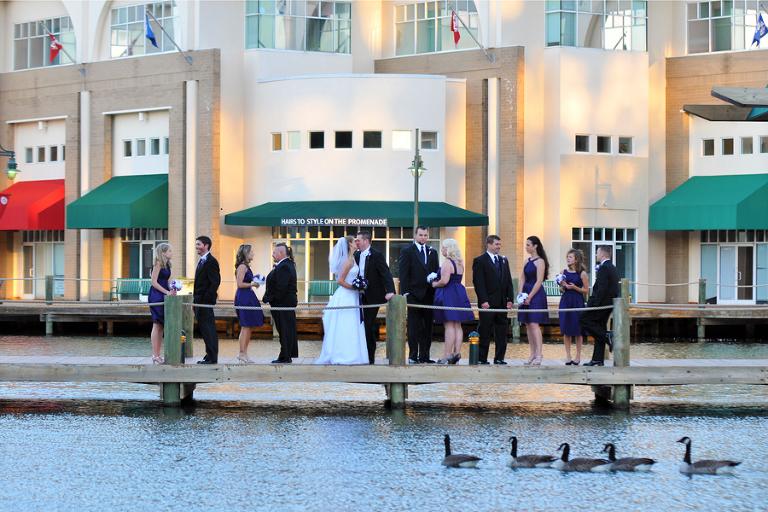 Hitlon Charlotte University Wedding Photography in Charlotte NC
