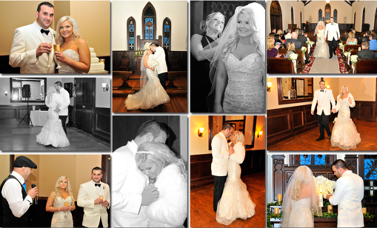 Bridal Shoot Photography | Maggiano's Southpark St. Mary's Chapel Wedding Charlotte