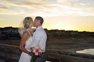 OBX Wedding Photographers Kitty Hawk | Bridal Shoot Photography