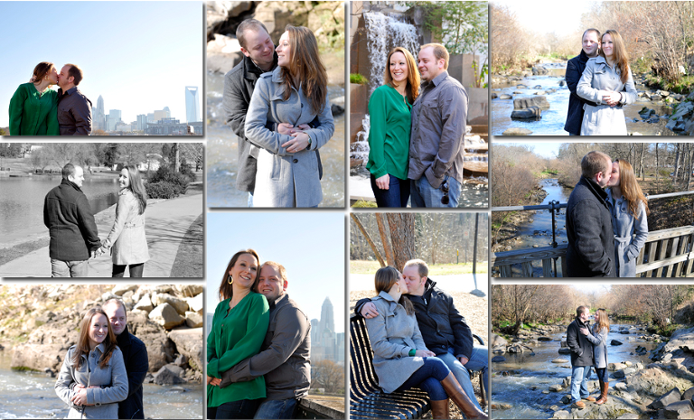 Engagement Photos in Charlotte