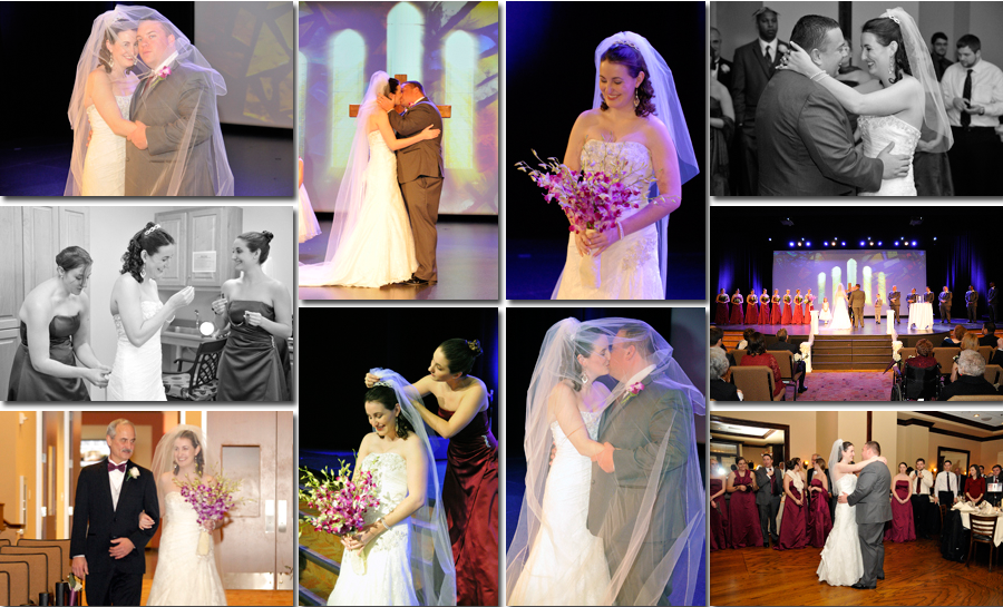 Bridal Shoot Photography Steele Creek Church Wedding