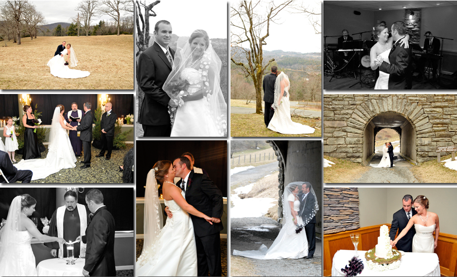 Meadow Brook Inn Wedding Blowing Rock NC