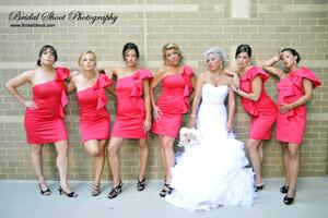 Renaissance Charlotte SouthPark Wedding NC